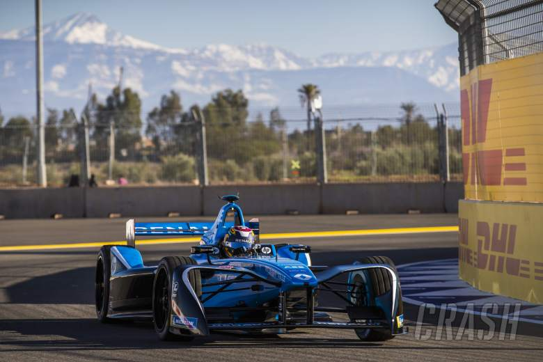 Rosenqvist leads Formula E championship after Marrakesh win