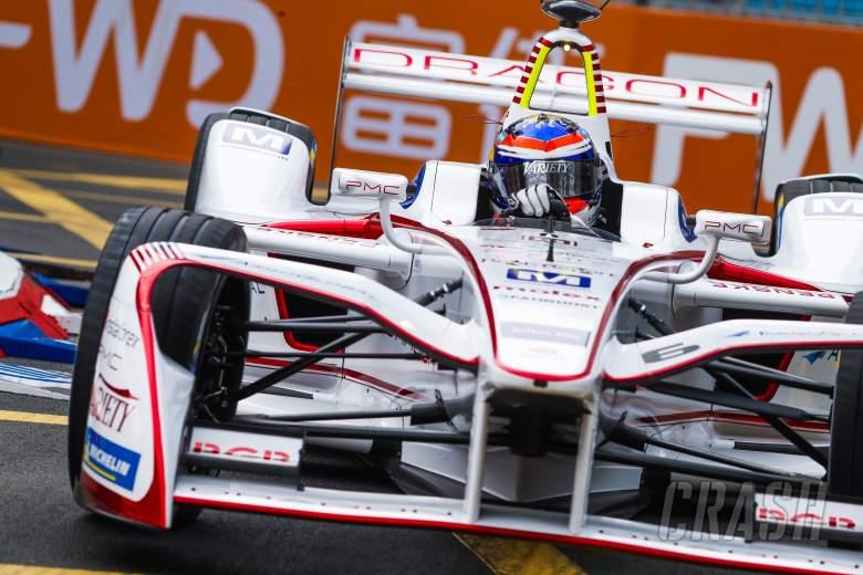 Formula-E: Neel Jani parts company with Dragon Formula E after two races