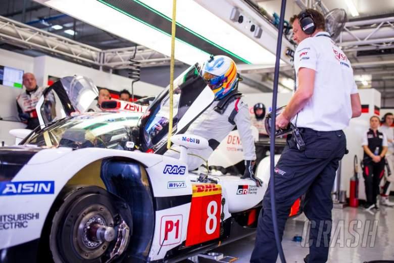 Fernando Alonso admits eyeing Le Mans 'future'