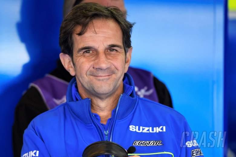 MotoGP: EXCLUSIVE: Davide Brivio (Suzuki) - Interview