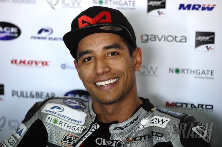 World Superbikes: Yonny Hernandez