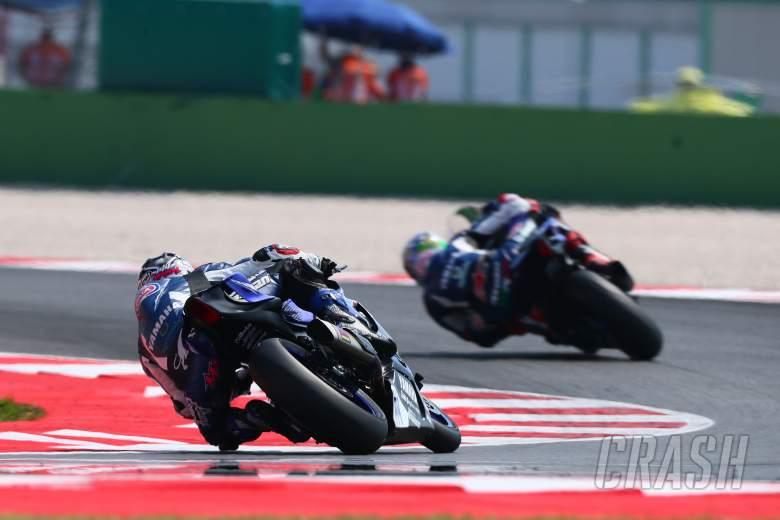 World Superbikes: GRT retains Mahias, Caricasulo and factory Yamaha status for 2018