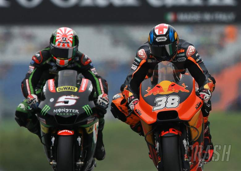 PM congratulates Hafizh Sharin on being first Malaysian MotoGP rider