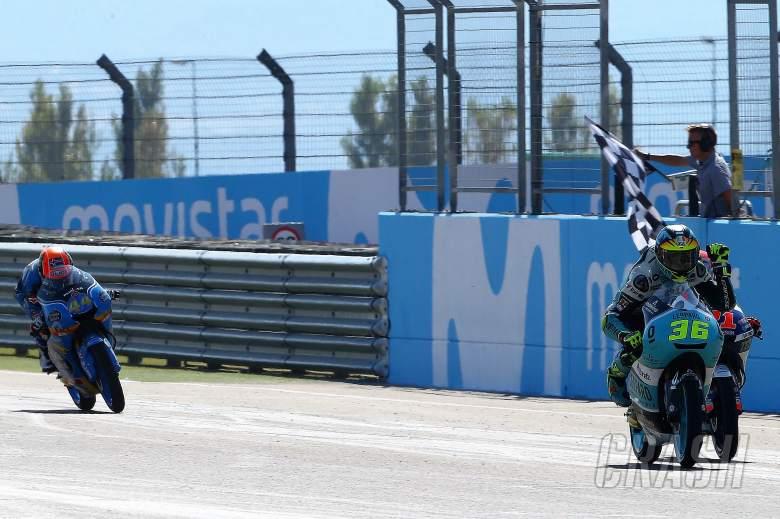 Moto3: Title leader Mir penalised for weaving