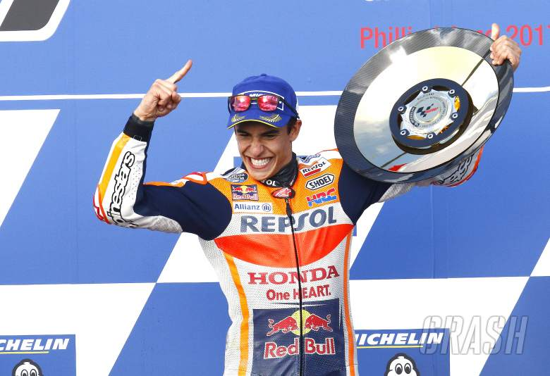 MotoGP: Marquez: Attack is best form of defence