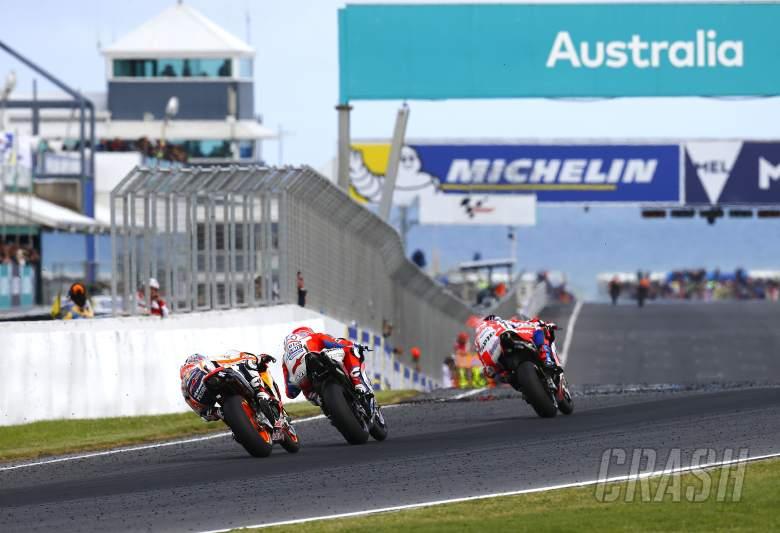 MotoGP: Redding: Dashboard message said let Dovi through