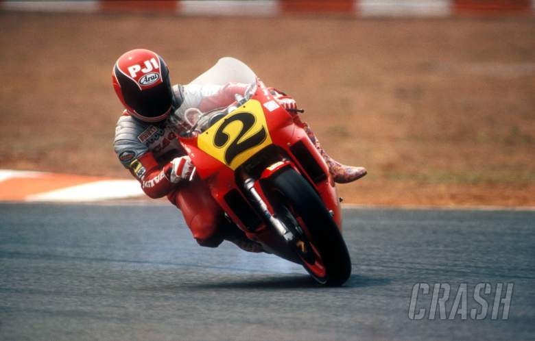 MotoGP: Randy Mamola to become a MotoGP Legend