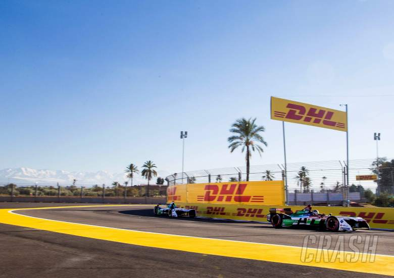 Formula-E: Marrakesh E-Prix - Race Results