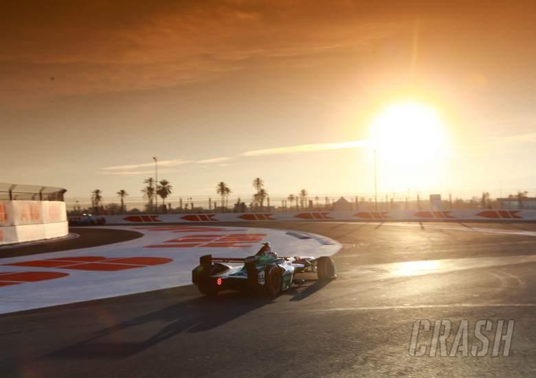 Formula-E: Abt leads Audi 1-2 in Marrakesh Formula E FP2