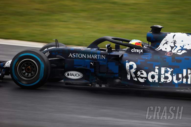 Red Bull officially reveal the new RB14