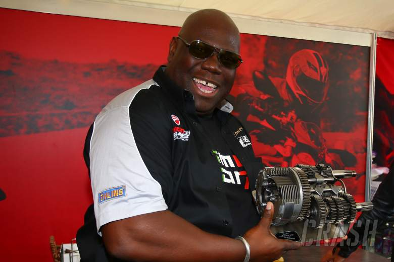 British Superbikes, Carl Cox