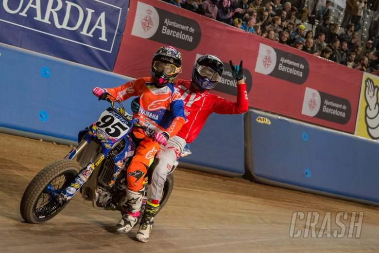 MotoGP: Beach rides to debut Superprestigio triumph!