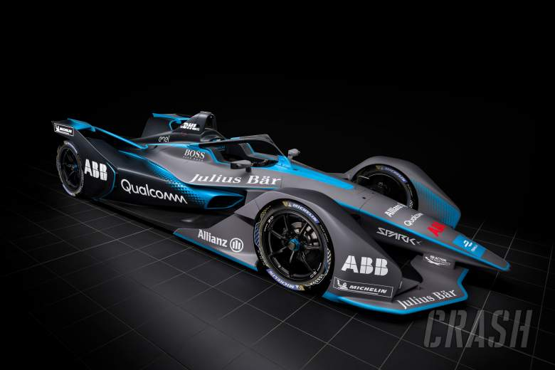 Audi, Nissan reveal liveries for new 'Gen2' Formula E auto
