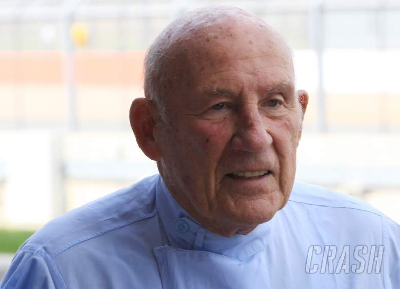 F1: Sir Stirling Moss