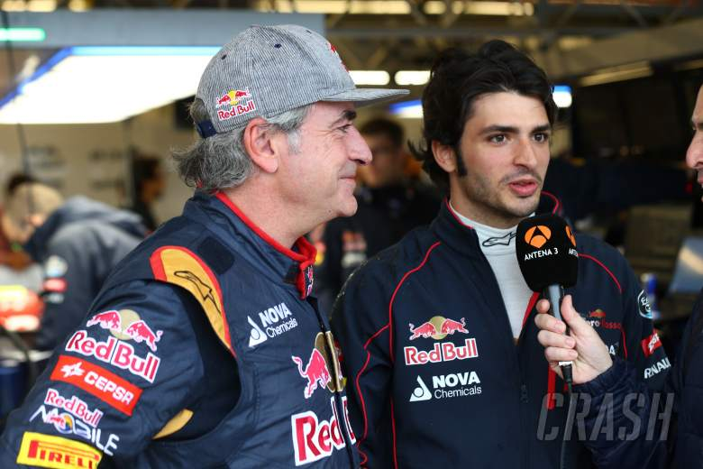F1: Sainz Jr. realises family fears after father's Dakar triumph