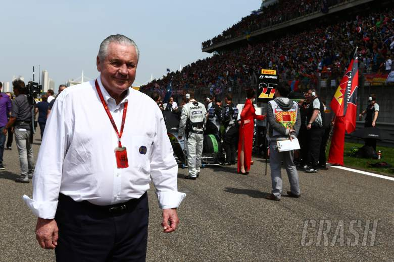 F1: Alan Jones: I was paid to pull a sickie for '85 South African GP