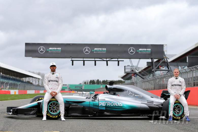 F1: Mercedes sets launch plan for new W09 F1 car