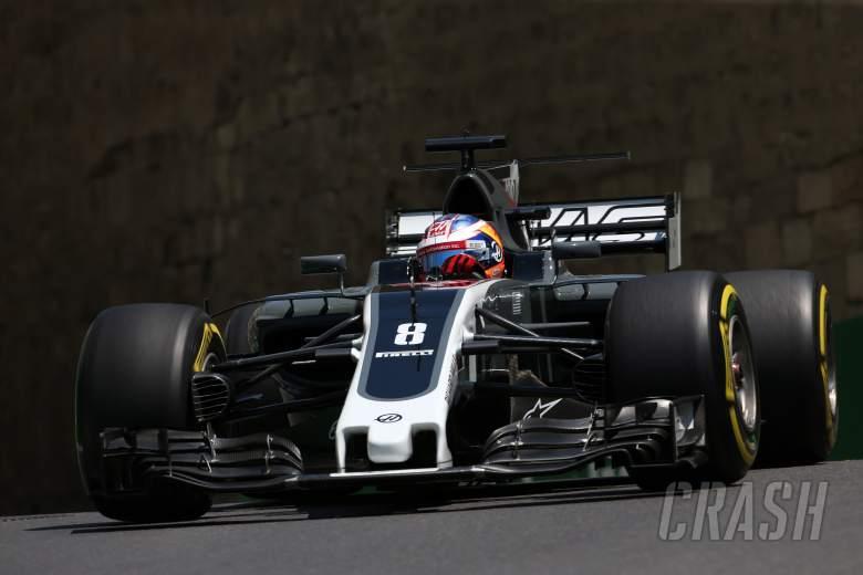 F1: Romain Grosjean - Haas F1 Team