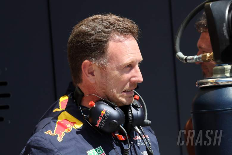 F1: Horner: Verstappen, Ricciardo clash was a racing incident