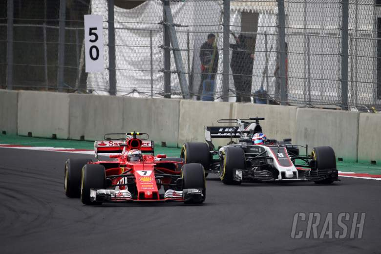 F1: Haas wants F1 team to be within 0.5s of Ferrari