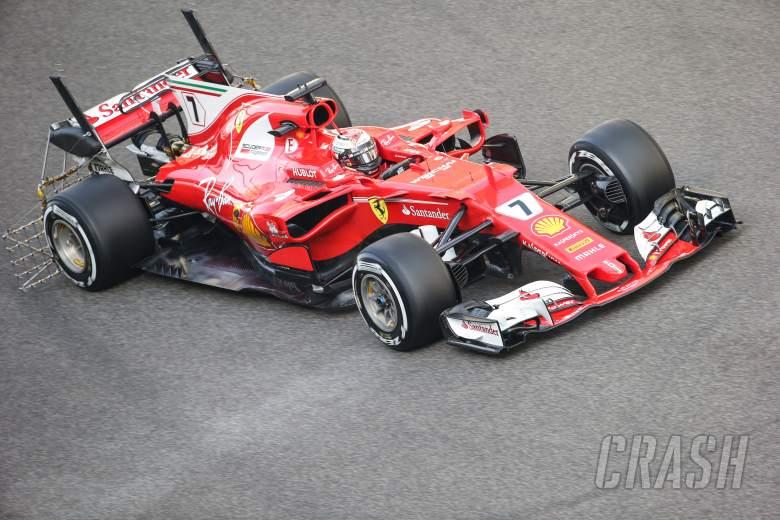 Abu Dhabi GP,  - Kimi Raikkonen, Ferrari,