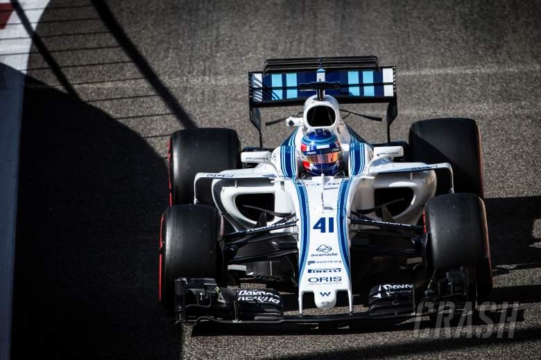 F1: Williams denies new F1 sponsor linked to Sirotkin arrival