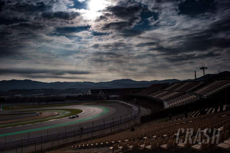 LAPPING IT UP: Formula 1 pre-season testing starts in Spain