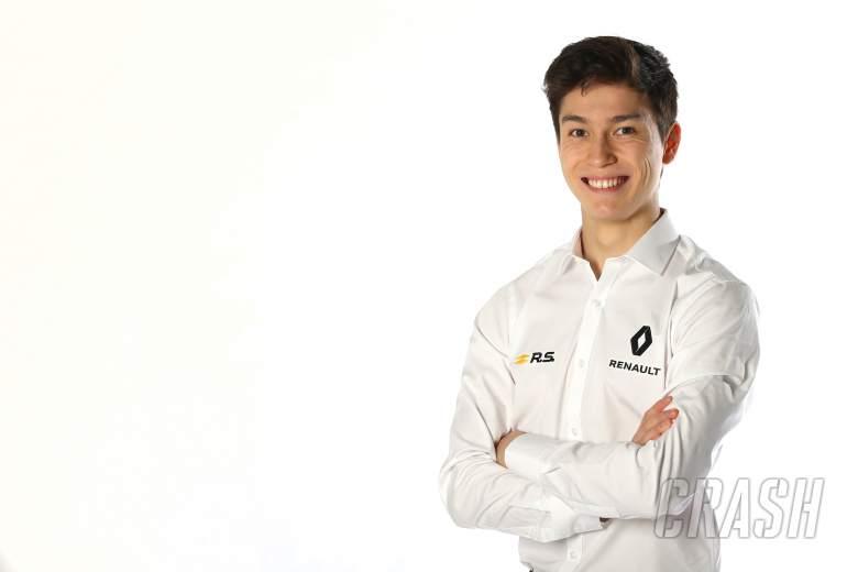 F2: Jack Aitken, Renault,