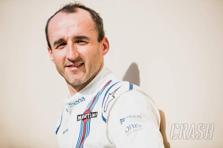 Kubica older, wiser and happy to be back in F1