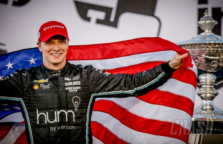 IndyCar: Newgarden clinches maiden IndyCar title in Sonoma finale