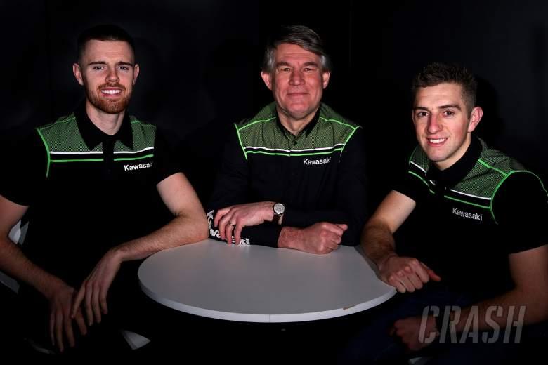 British Superbikes: Danny Buchan, FS-3 Racing, Kawasaki