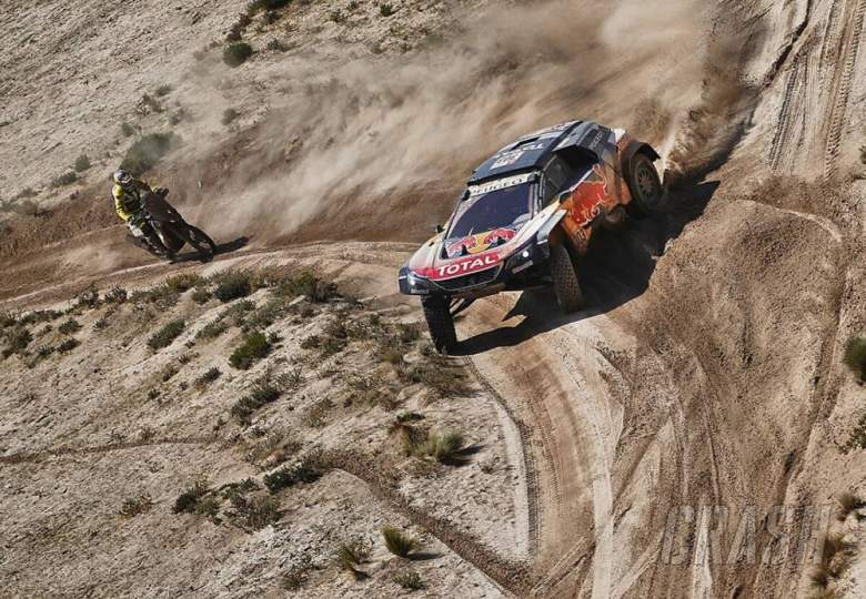 Dakar 2018 Stage 11 Updates: CS Santosh Gains Good Ground