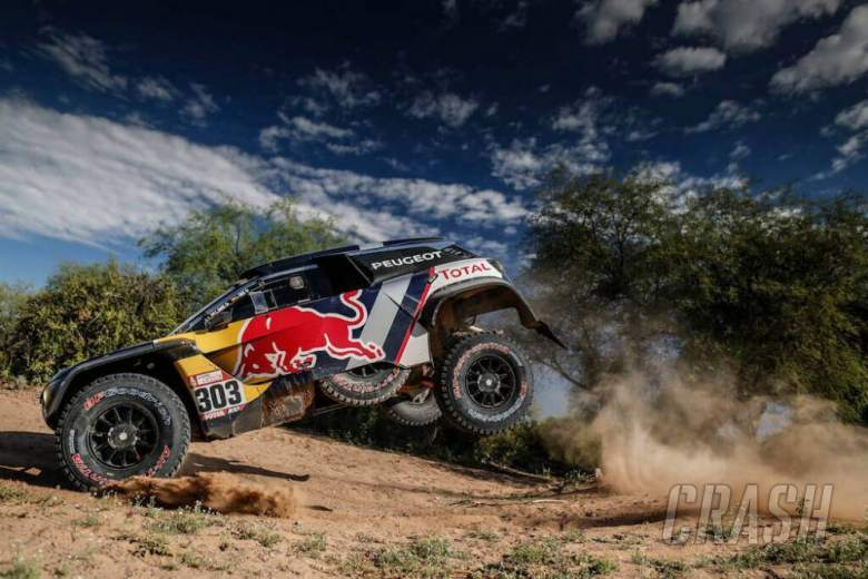 Al-Attiyah wins Dakar Rally 12th stage