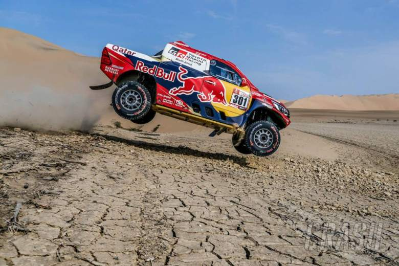 Day 2 of Dakar Rally puts France's Despres in the lead