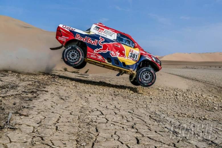 World Rally: Nasser Al-Attiyah, Toyota Gazoo Racing, Dakar,