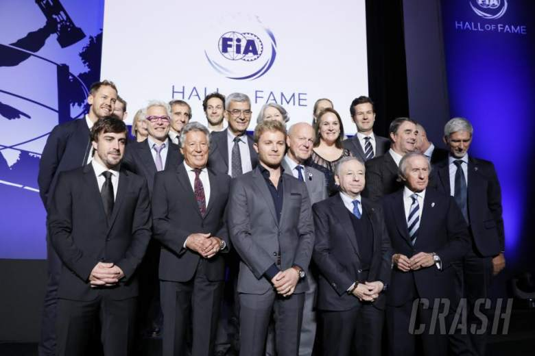 F1: FIA, F1 Hall of Fame,
