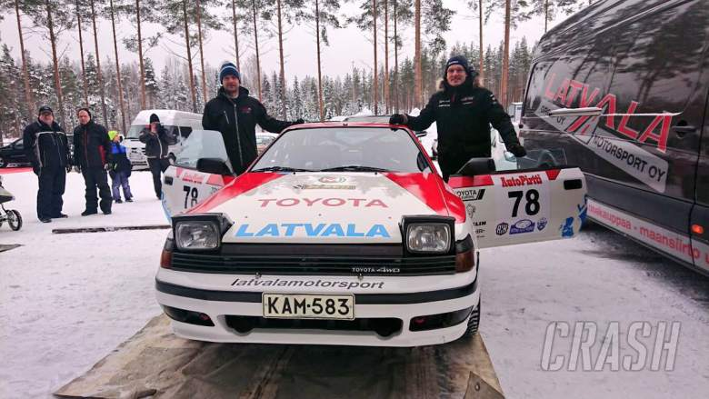 World Rally: Latvala gets up to speed in snow before Rally Sweden