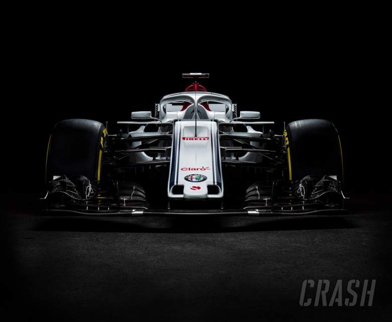 F1 Sauber C37 Built With New Philosophy To Catch Rivals