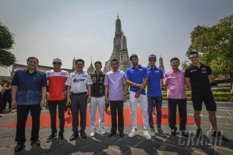 MotoGP: MotoGP riders, Thailand,