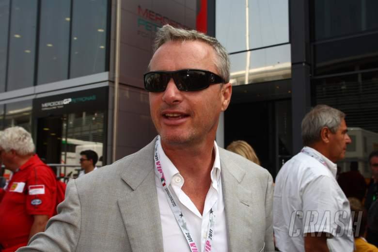,  - 11.09.2011- Eddie Irvine (GBR), Ex F1 driver
