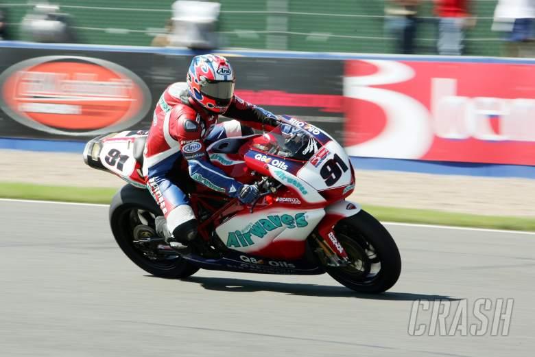 , , Leon Haslam, GSE Airwaves Ducati