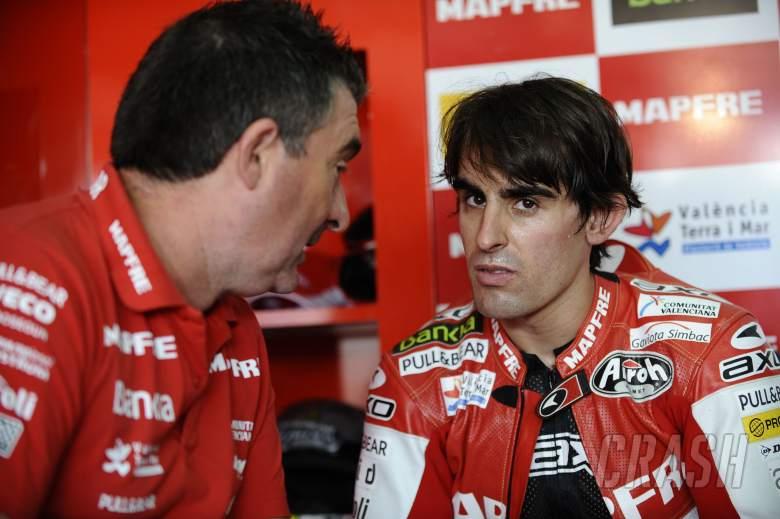 Simon, Aragon Moto2 2011