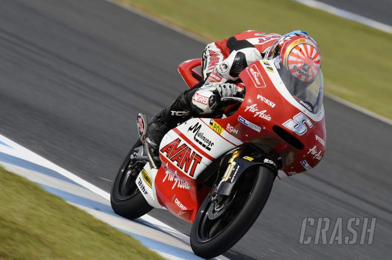 Zarco, Japanese 125GP 2011