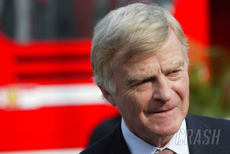 FIA president Max Mosley at Monza