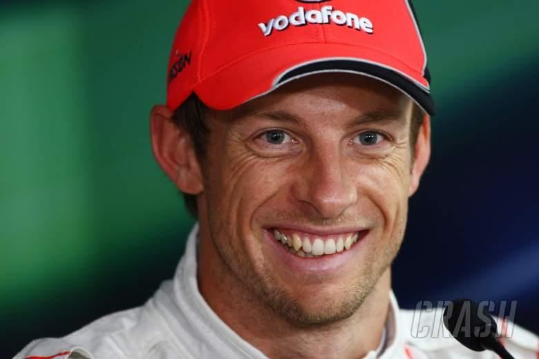 15.10.2011- Qualifying, Press conference, Jenson Button (GBR), McLaren  Mercedes, MP4-26