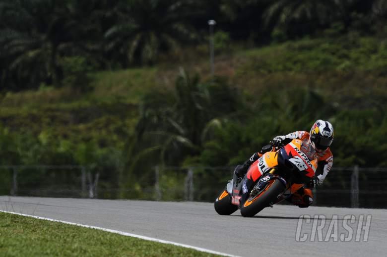 Pedrosa, Malaysian MotoGP 2011