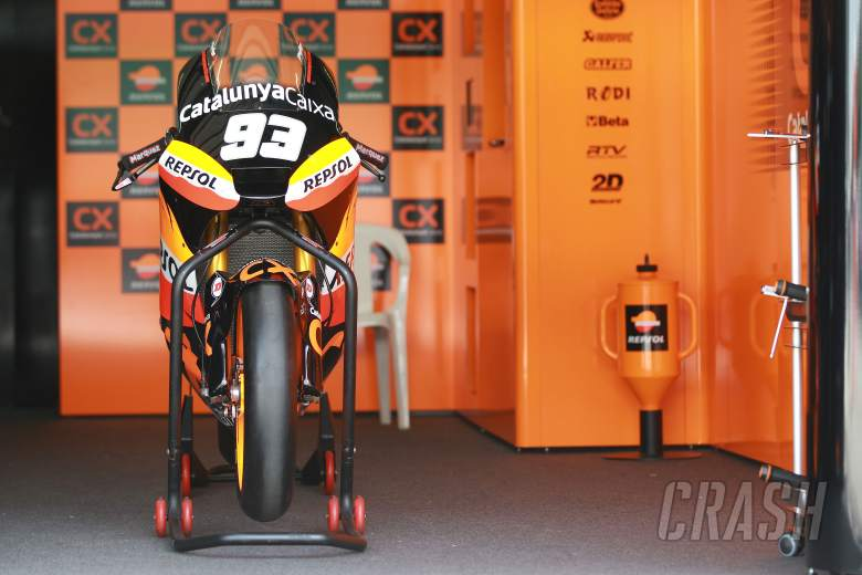 Marquez, Moto2, Malaysian MotoGP 2011