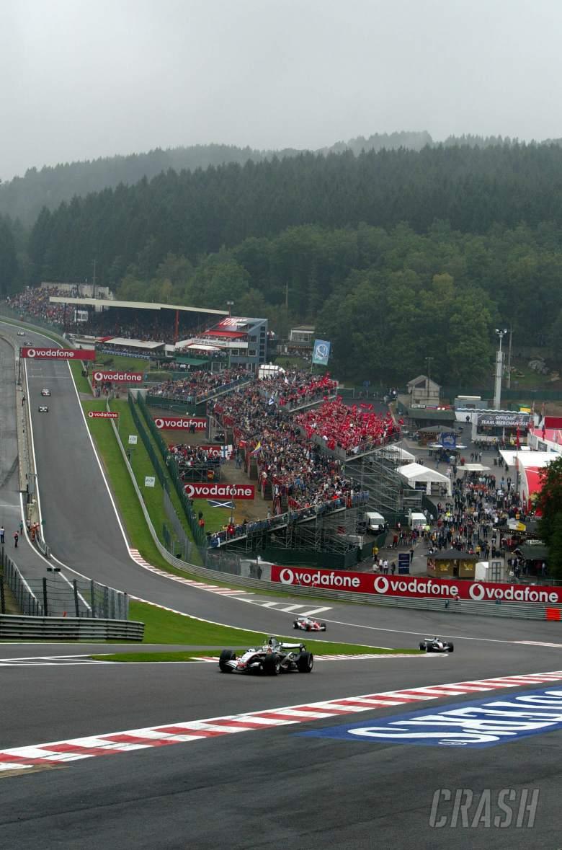 Juan Pablo Montoya - McLaren Mercedes MP4-20