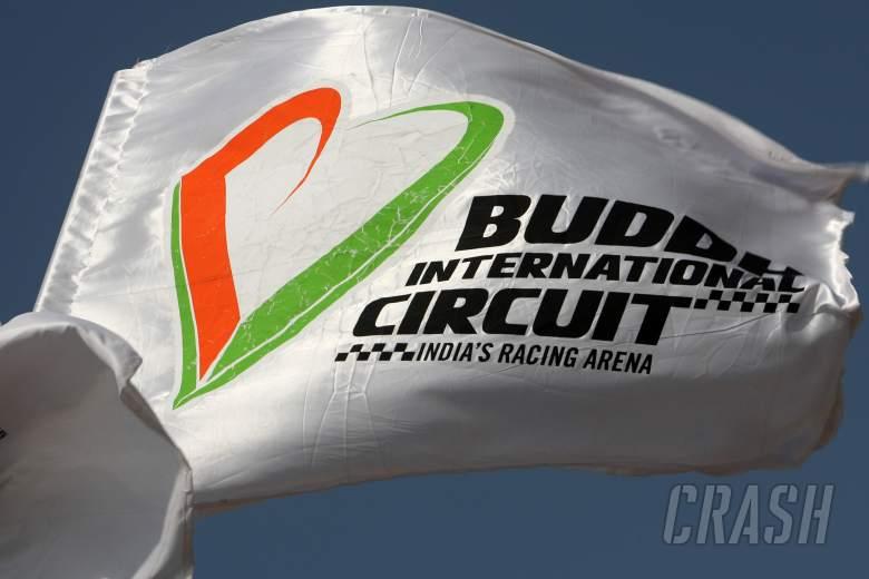 ,  - Buddh International Circuit flag