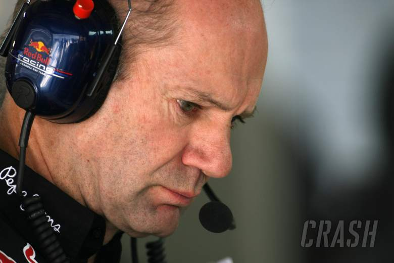 Adrian Newey (GBR), Red Bull Racing, Technical Operations Director